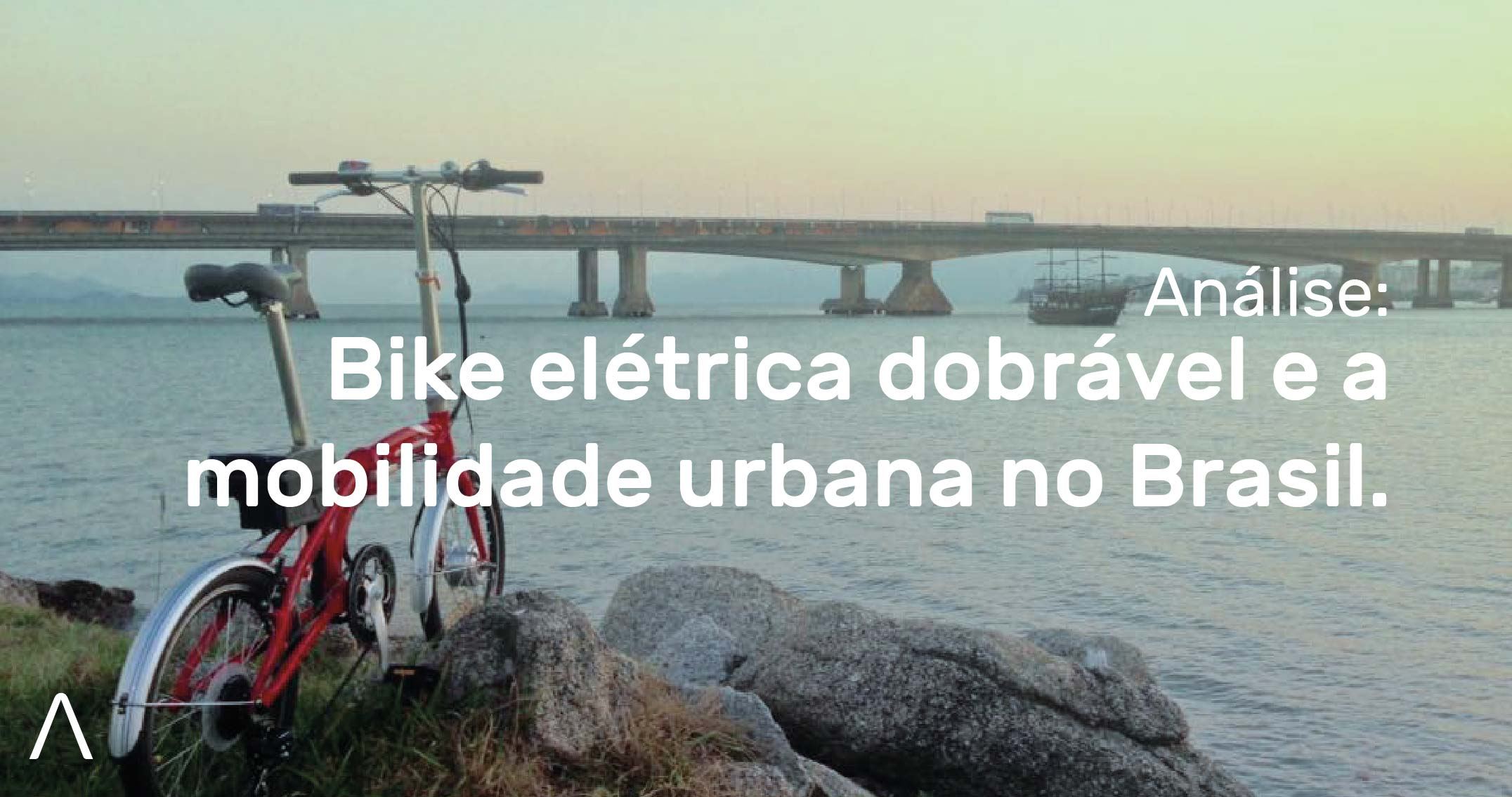 Análise: Bike elétrica dobrável e a mobilidade urbana no Brasil.
