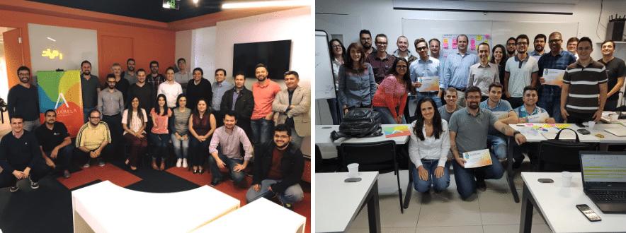 """Curso aberto de """"Introdução à cultura de Data Analytics"""" no CUBO e na FYI, ambos em São Paulo."""