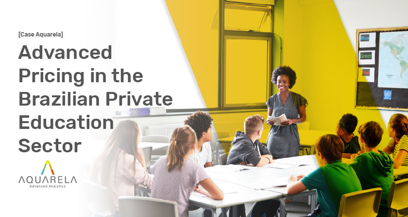 Dynamic Pricing in the Private Education Business