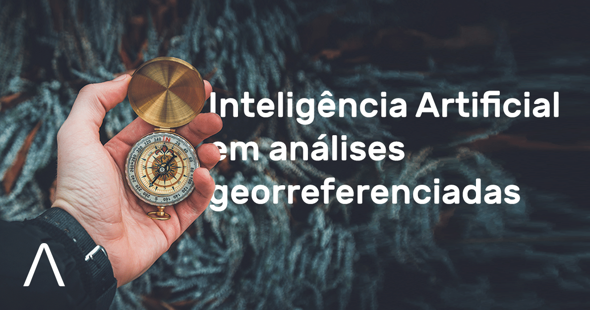 Inteligência Artificial em análises georreferenciadas