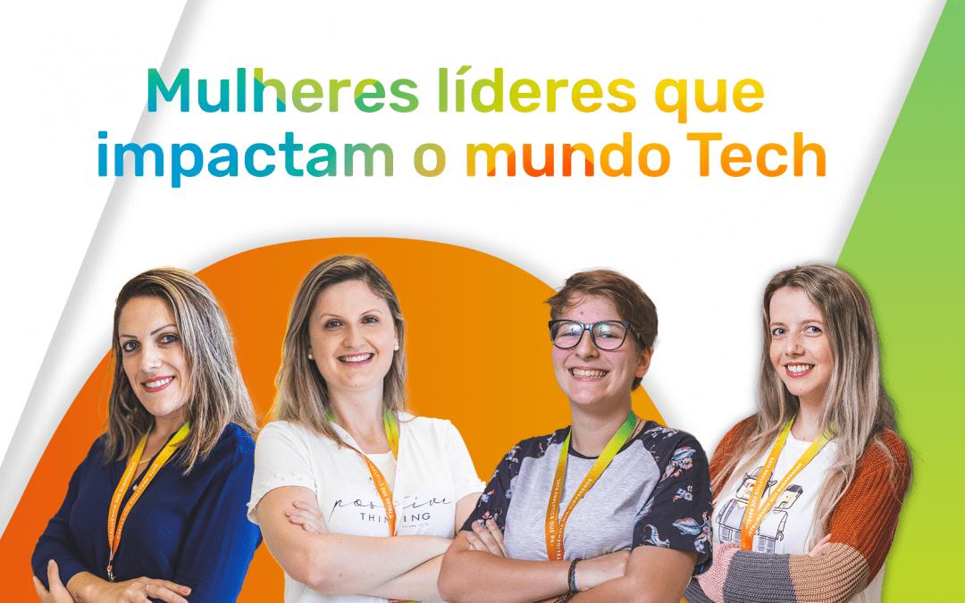 Mulheres líderes que impactam o mundo Tech