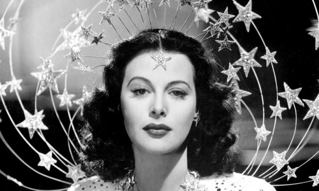 Hedy Lamar, inventora da wireless