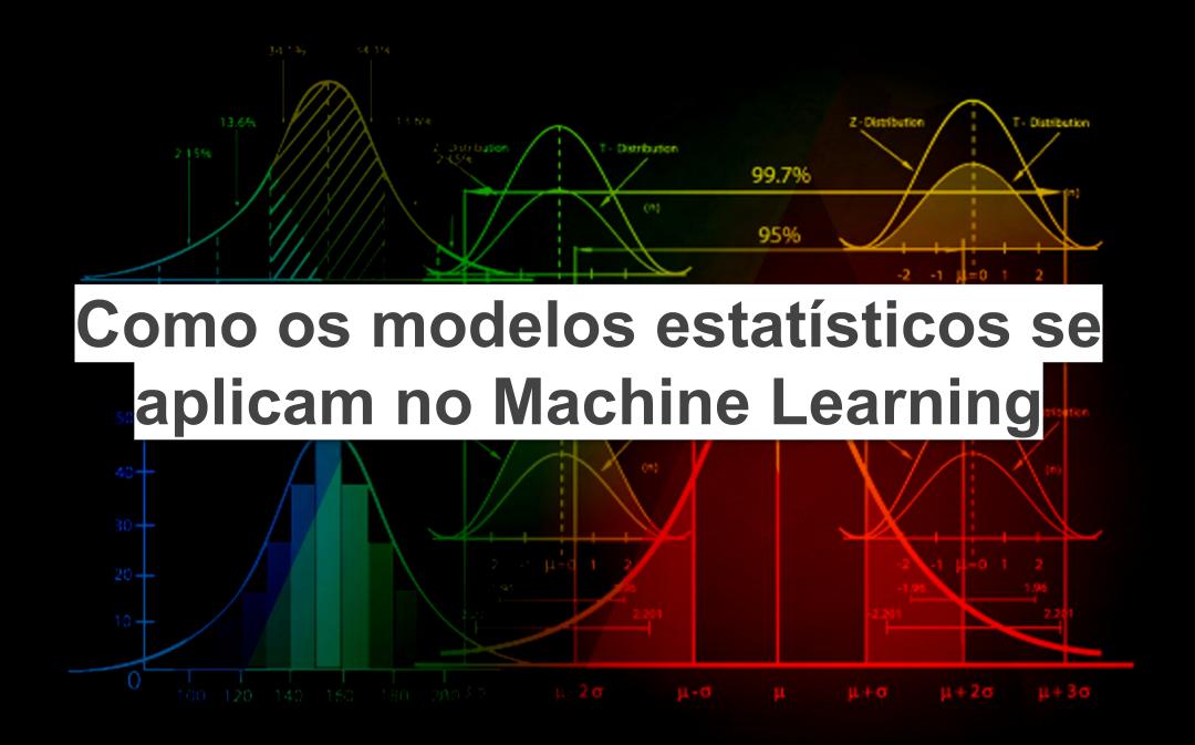 Como os modelos estatísticos se aplicam no Machine Learning