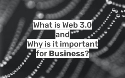 What is Web 3.0 and why it is so important for business?